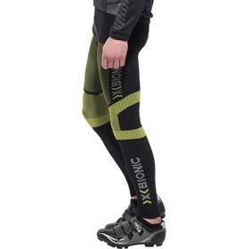 X-Bionic Effektor Power Biking Bib Tights Long Herr black/yellow